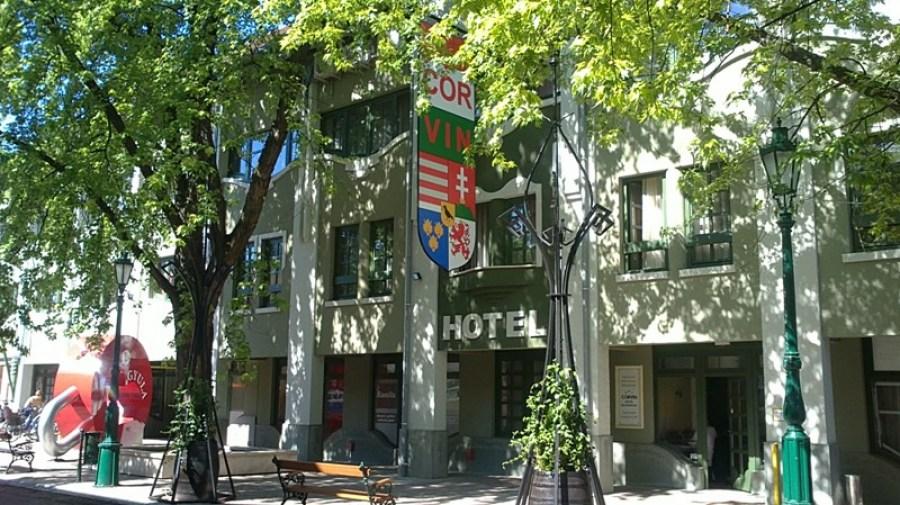 Corvin Hotel - Gyula